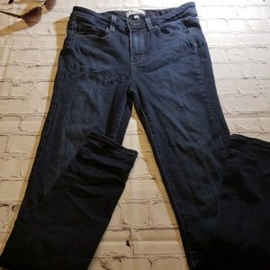PAIGE Hoxton Ultra Skinny Jean's
